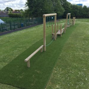Trim Trail at Chester School