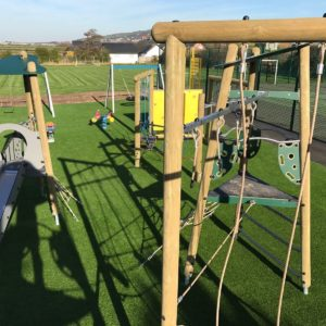 New Pines Play Area