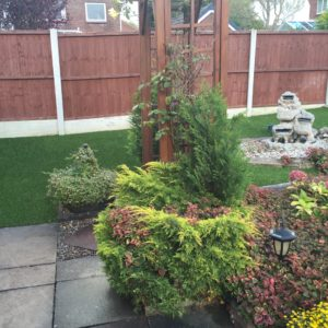 Artificial Grass Installation in Greasby