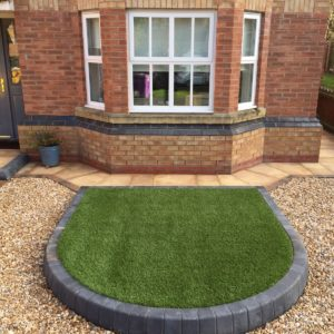 Liverpool Artificial Grass Installation
