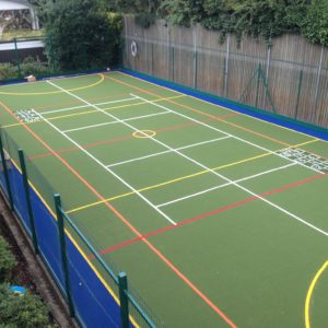 Devonshire House Artificial Grass Pitch