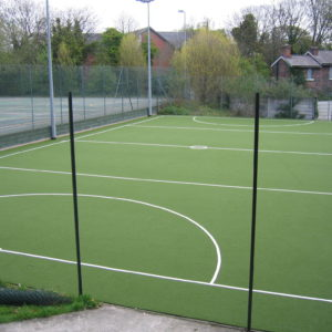 Artificial Pitch at Belvedere Prep