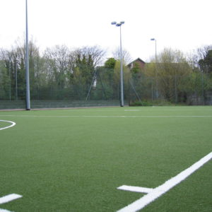 Artificial Grass Pitch in Liverpool School